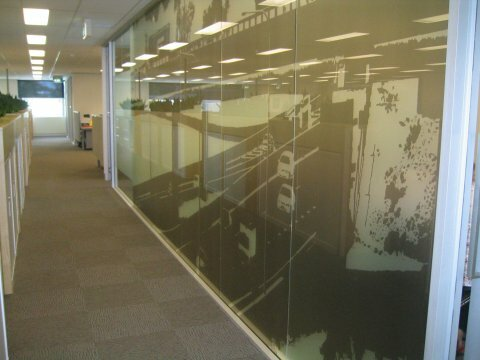 Various Office Partition Prints img3